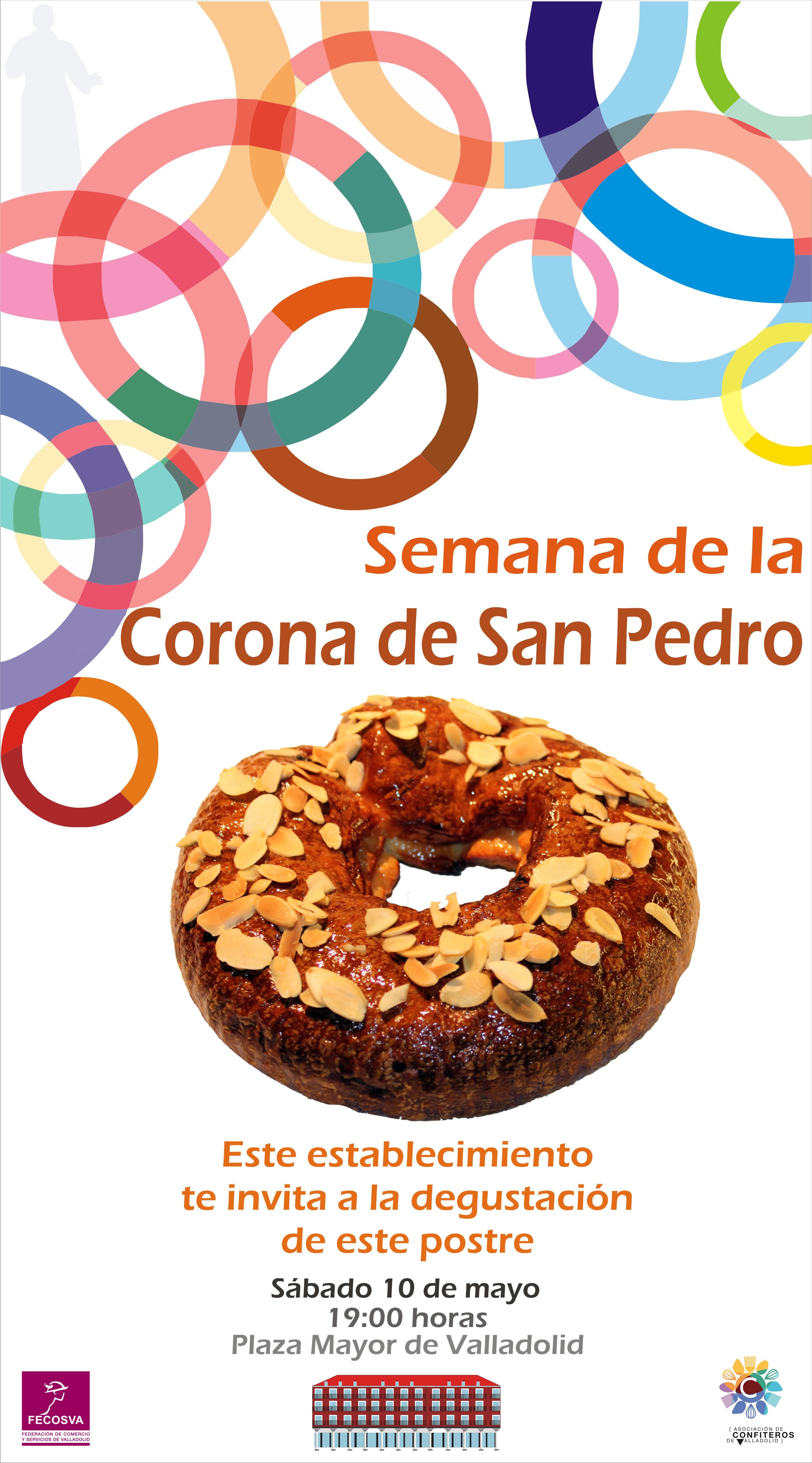 Corona San Pedro Regalado