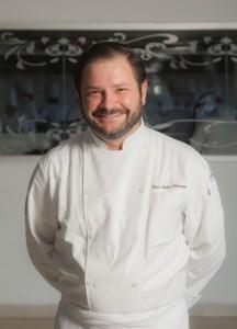 Chef Juan Emilio Villaseñor