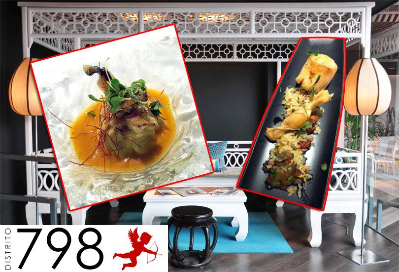 Restaurante chino - Distrito 798