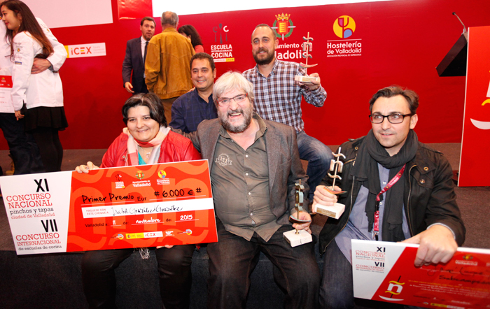 Don Bacalao | Lechazo Taj Mahal | Concurso Nacional de Pinchos
