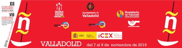 Concurso Nacional de PINCHOS y TAPAS | Ciudad de Valladolid