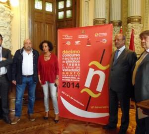 Concurso Nacional Pinchos y Tapas de Valladolid