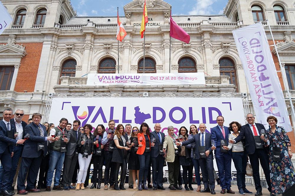 Valladolid, Plaza Mayor del Vino