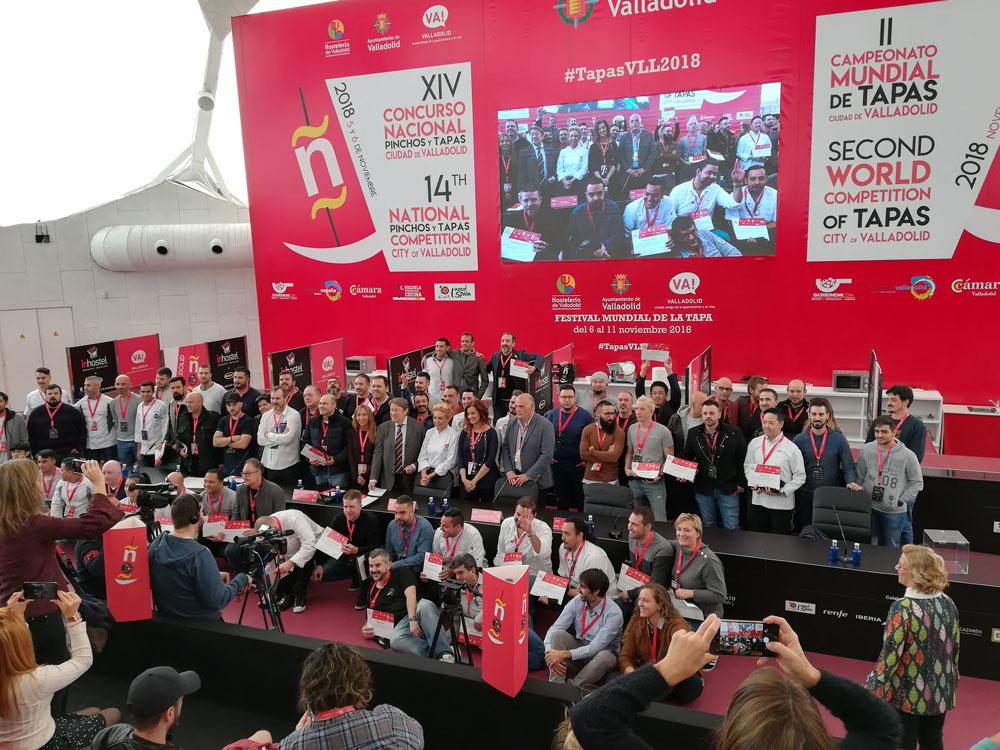 XV Concurso Nacional de Pinchos y Tapas