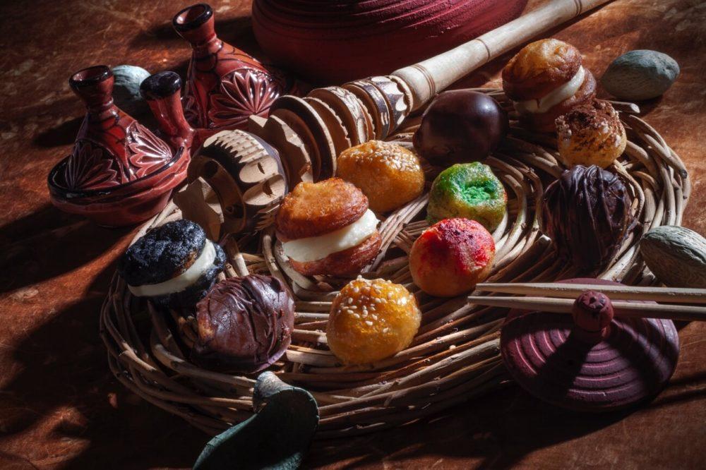 buñuelos 2019 nunos pasteleria